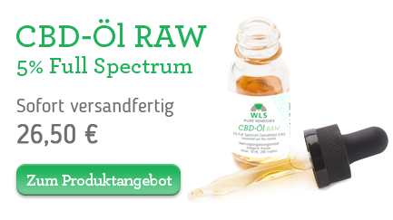CBD Öl Full Spectrum 5%