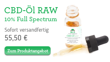 CBD Öl Full Spectrum 10%